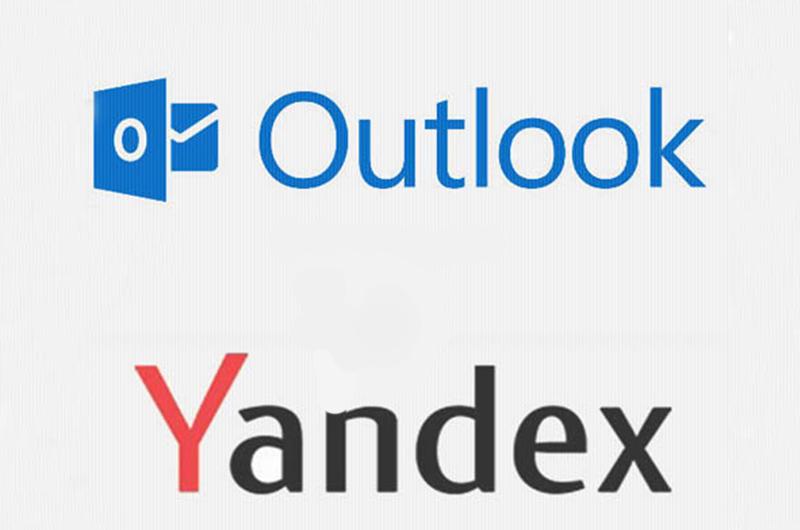 Yandex Kurumsal Mail Kurulumu Outlook